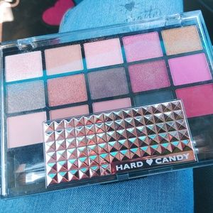 Hard candy pallete